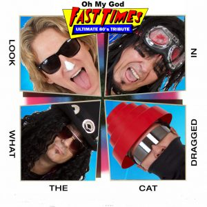 FAST TIMES Email flyer