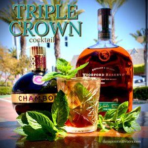 SW Triple Crown Cocktail Social Media