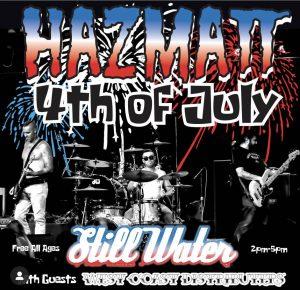 Hazmat Fourth of July